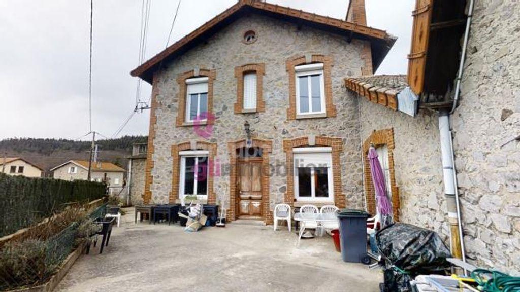 Achat maison 5chambres 165m² - Dunières