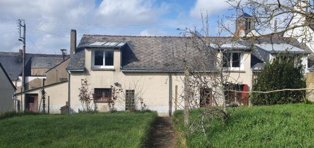 Achat maison 3chambres 127m² - Joué-sur-Erdre