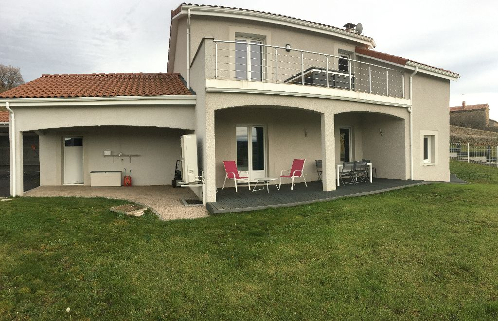 Achat maison 3chambres 120m² - Lorlanges