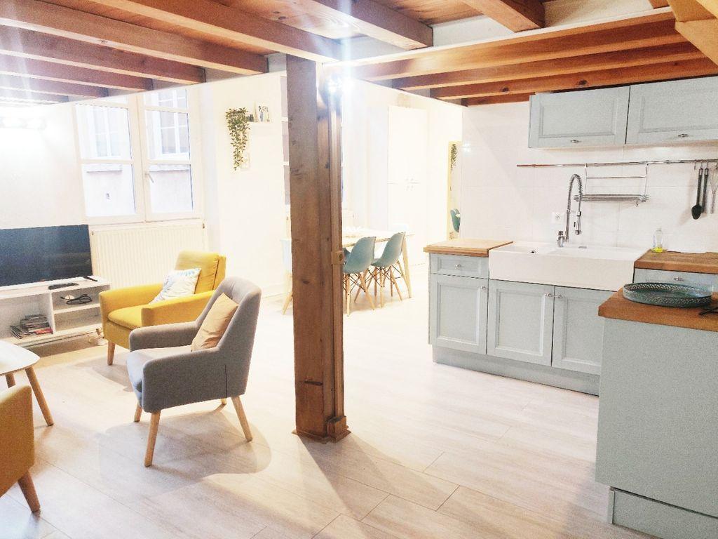 Achat appartement 3pièces 62m² - Lyon 1er arrondissement