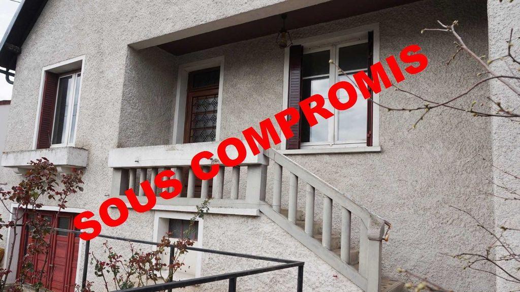 Achat maison 4chambres 115m² - Creuzier-le-Vieux