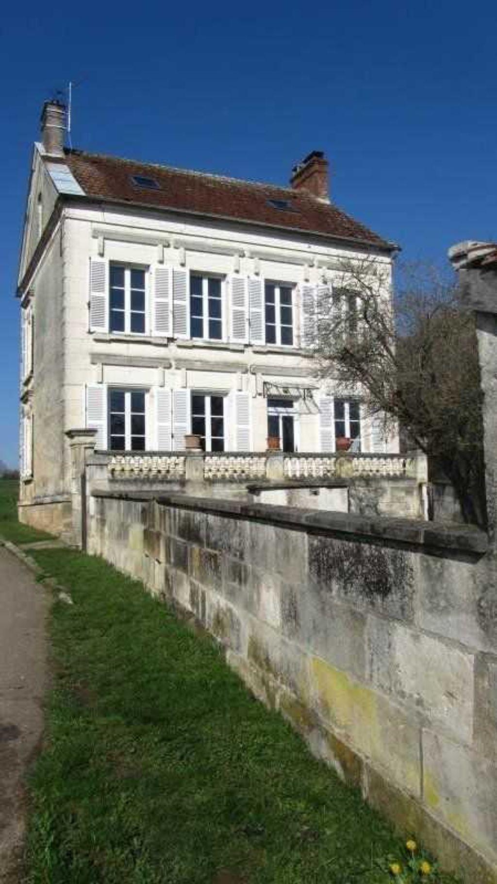 Achat maison 5chambres 165m² - Saint-Sauveur-en-Puisaye