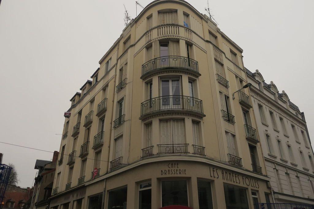 Achat appartement 3pièces 76m² - Montluçon