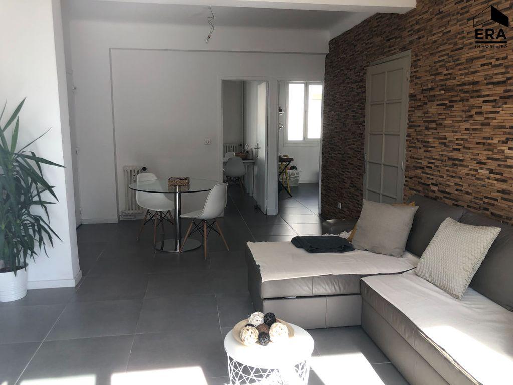 Achat appartement 3pièces 69m² - Marseille 6ème arrondissement