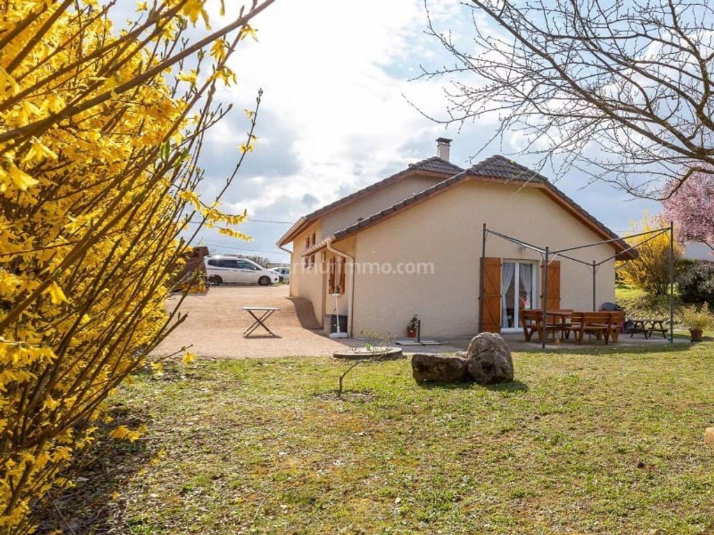 Achat maison 3chambres 85m² - Groslée-Saint-Benoît