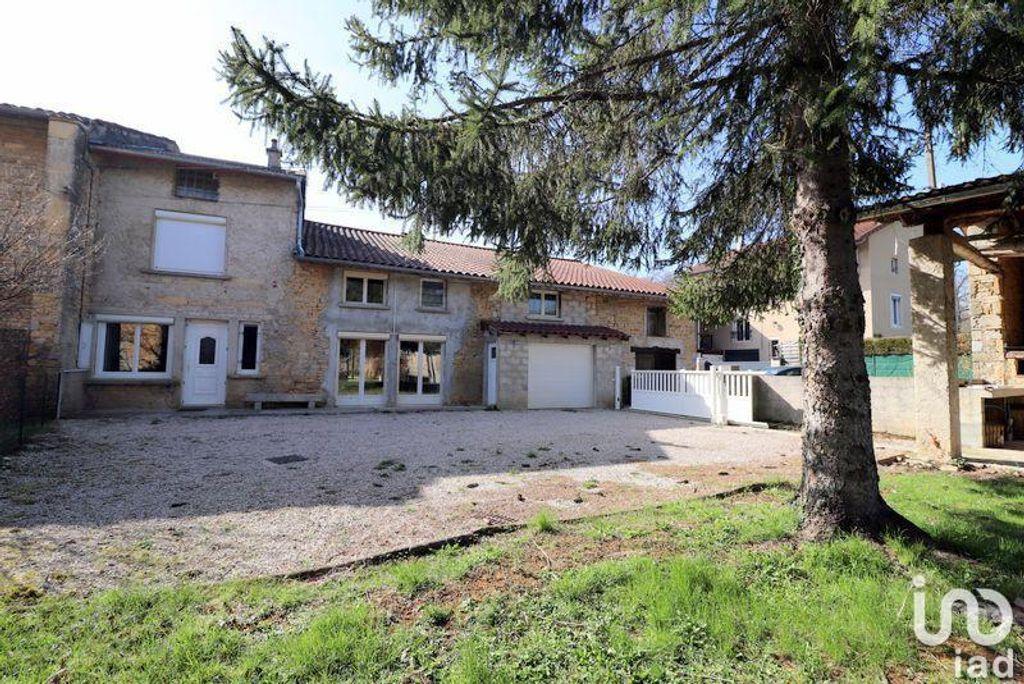 Achat maison 4chambres 162m² - Villereversure