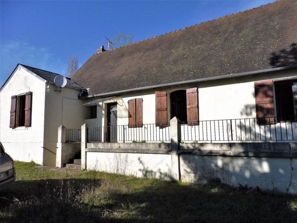 Achat maison 3chambres 134m² - Saint-Léger-des-Vignes