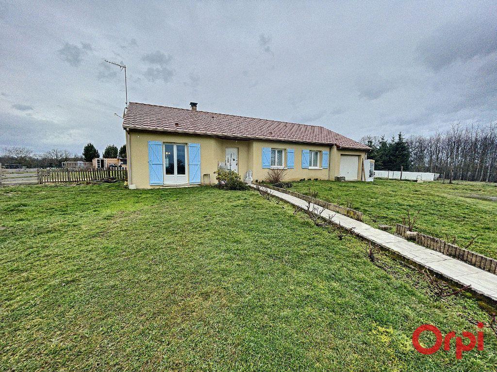 Achat maison 3chambres 91m² - Montluçon