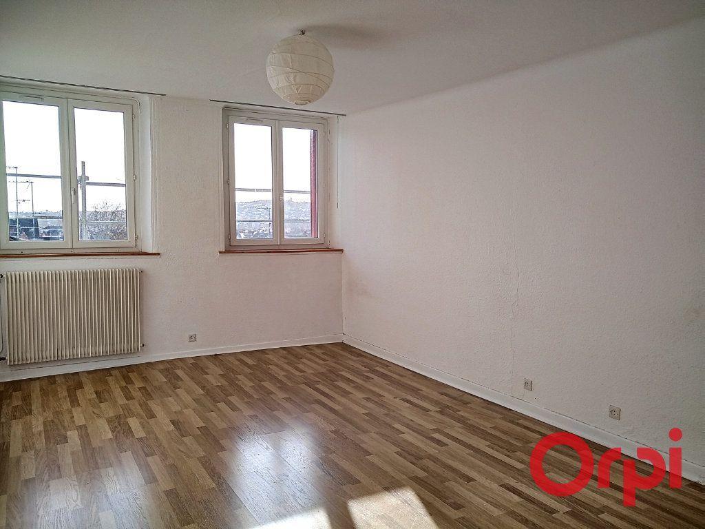 Achat appartement 2pièces 55m² - Montluçon