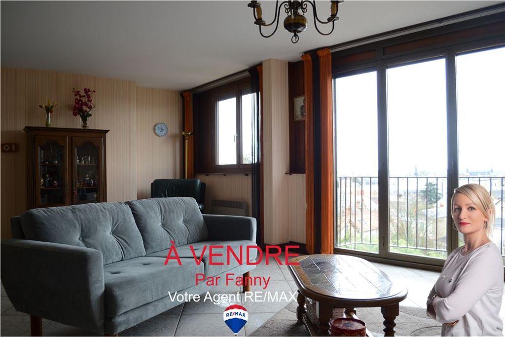 Achat appartement 3pièces 97m² - Nevers