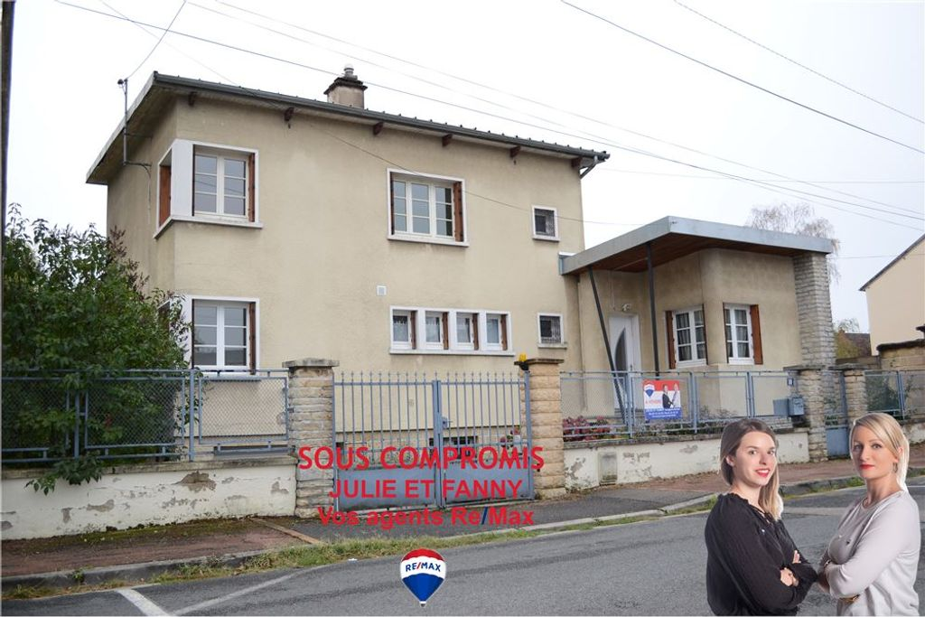 Achat maison 6chambres 168m² - Nevers
