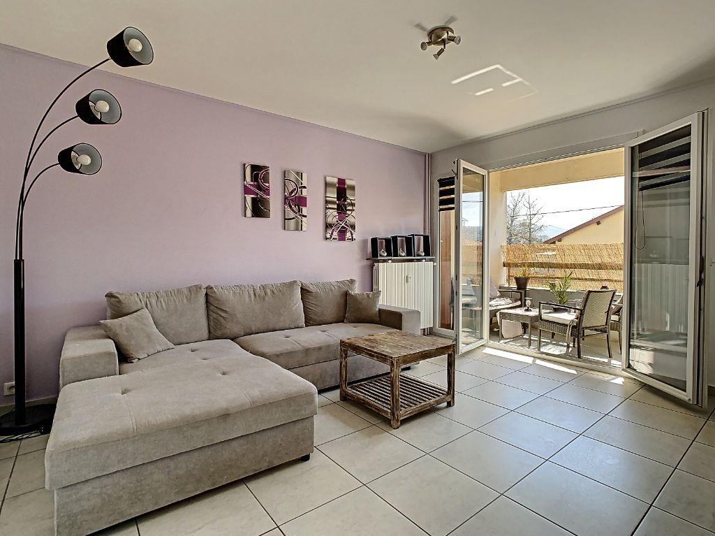 Achat appartement 2pièces 59m² - Ambérieu-en-Bugey