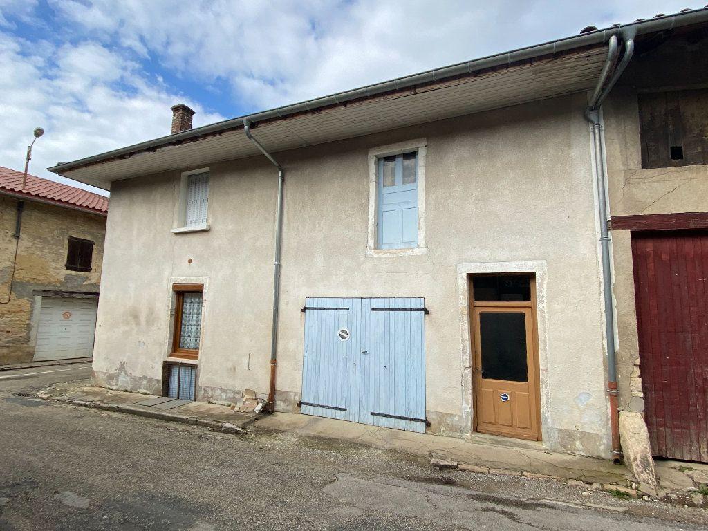 Achat maison 3chambres 121m² - Saint-Trivier-de-Courtes