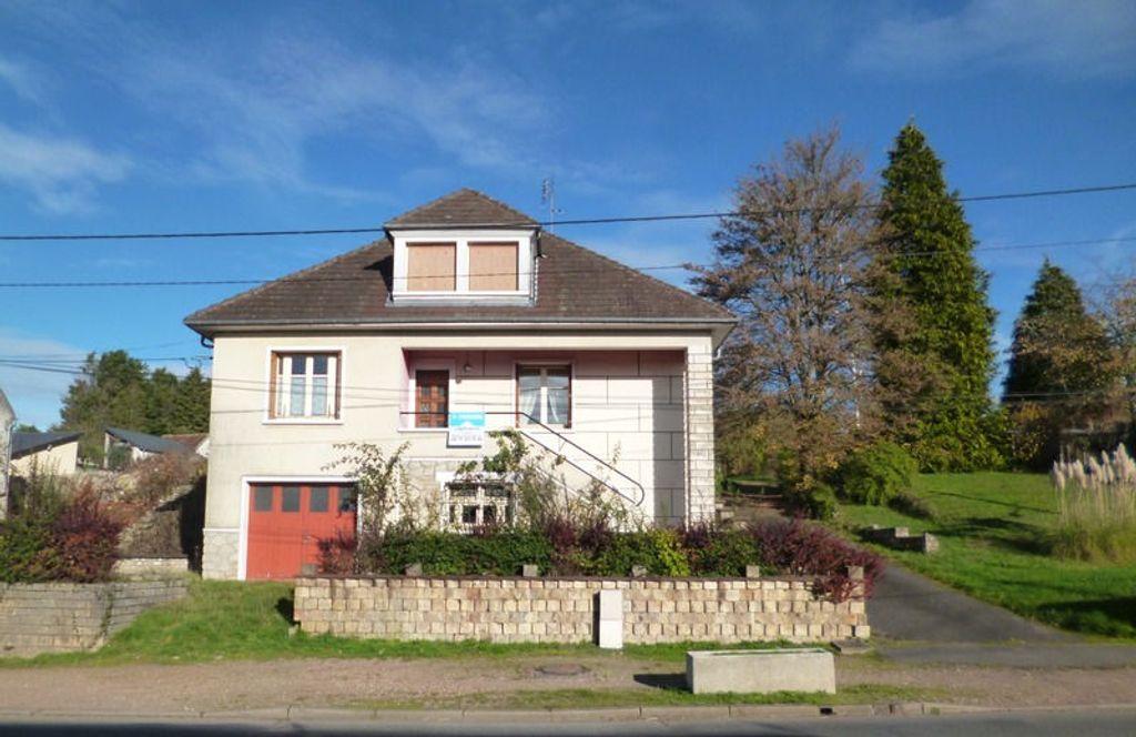 Achat maison 3chambres 104m² - Urzy