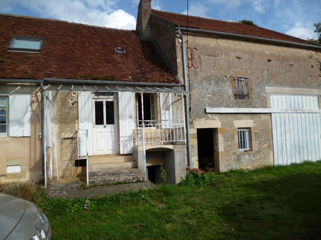 Achat maison 1chambre 73m² - Corvol-d'Embernard