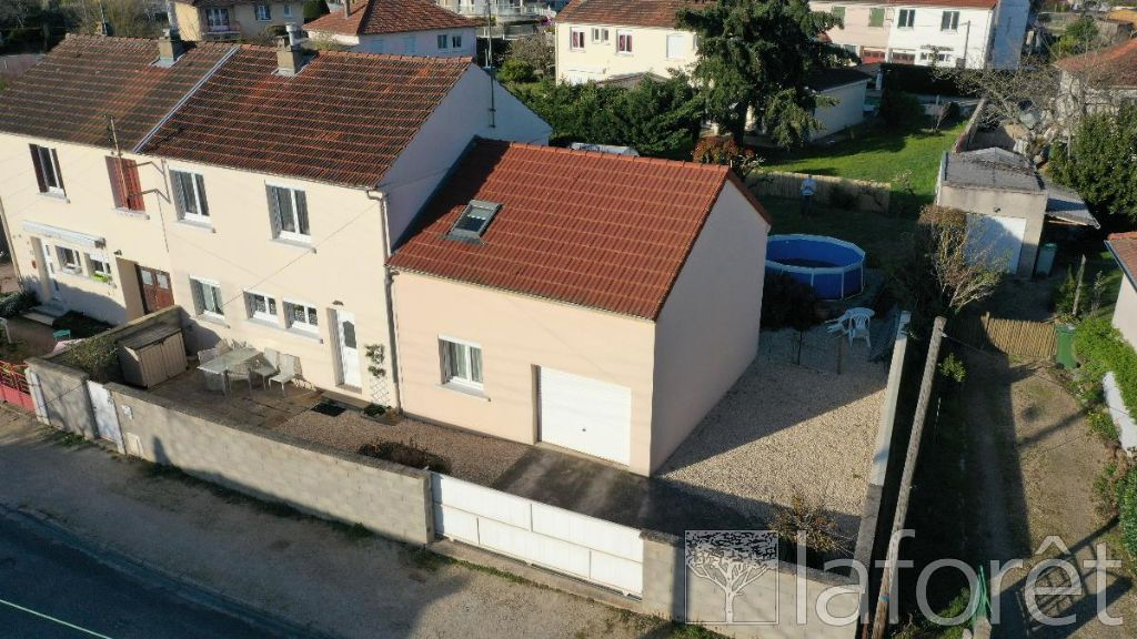 Achat maison 4 chambre(s) - Yzeure