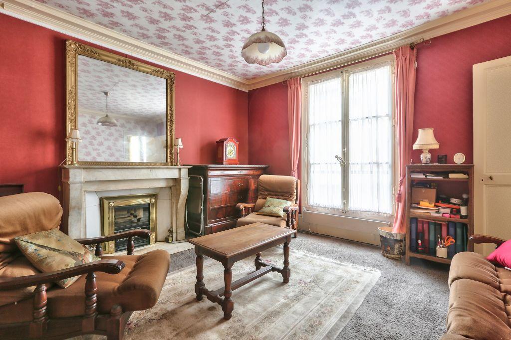 Achat appartement 3pièces 54m² - Paris 8ème arrondissement