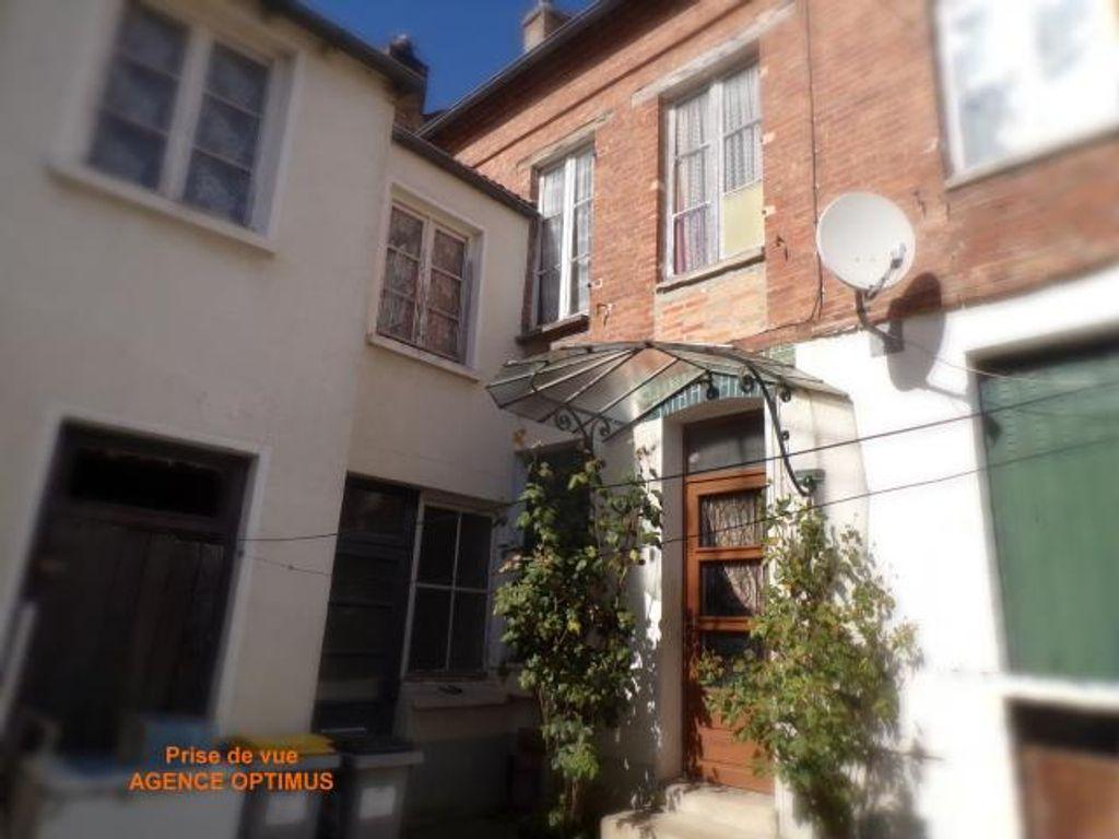 Achat maison 3chambres 93m² - Villeneuve-la-Guyard