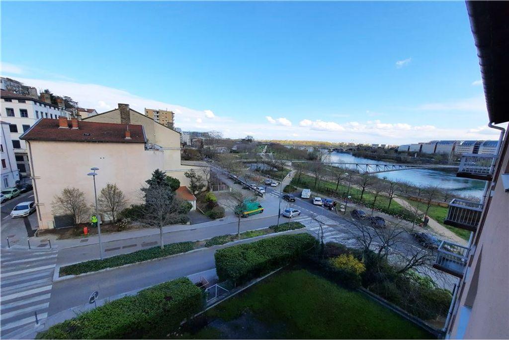 Achat appartement 5pièces 83m² - Lyon 4ème arrondissement