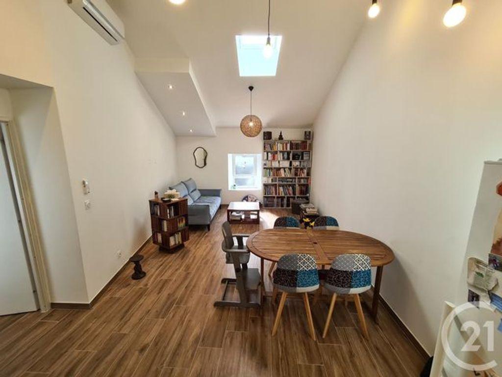 Achat appartement 4pièces 85m² - Montélier