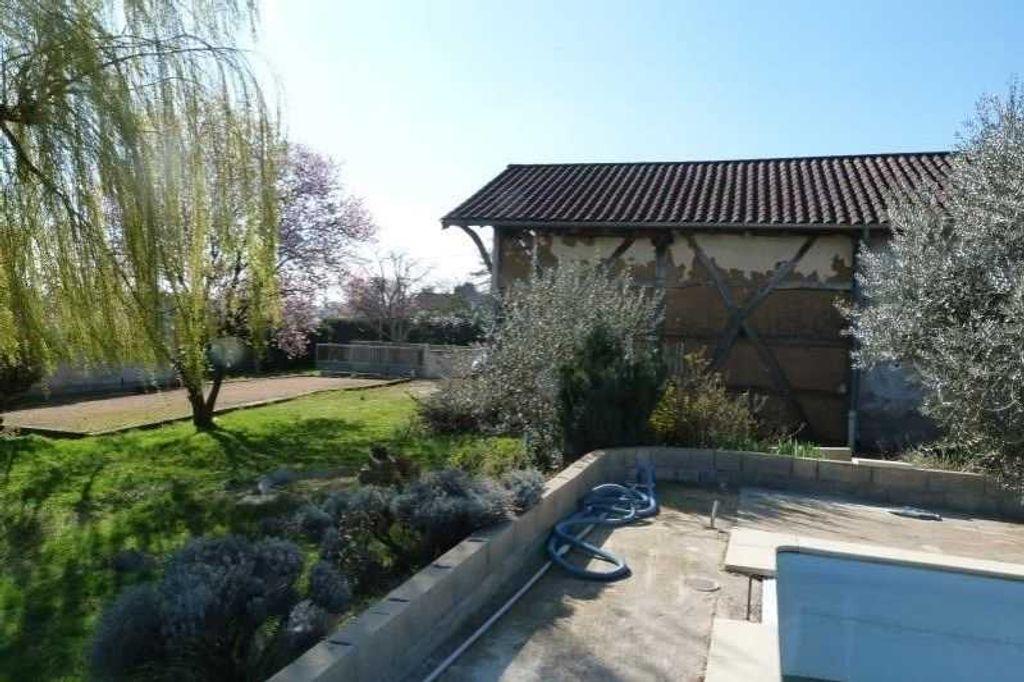 Achat maison 4chambres 184m² - Saint-Didier-sur-Chalaronne