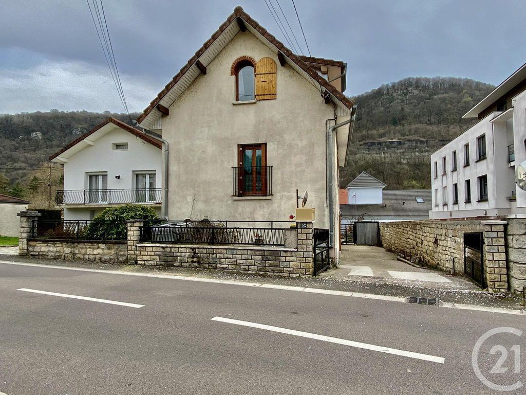 Achat maison 4chambres 113m² - Besançon