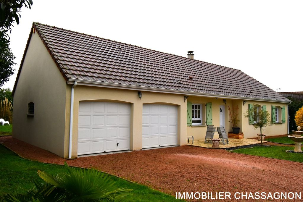 Achat maison 4chambres 130m² - Avermes