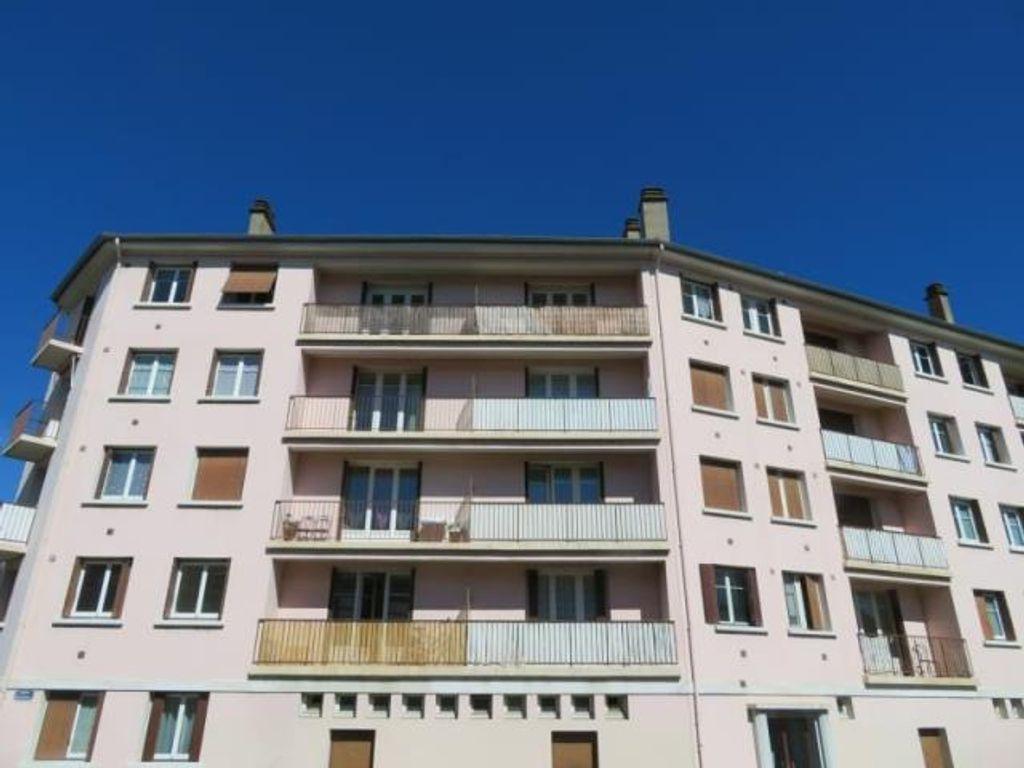 Achat appartement 2pièces 44m² - Vichy