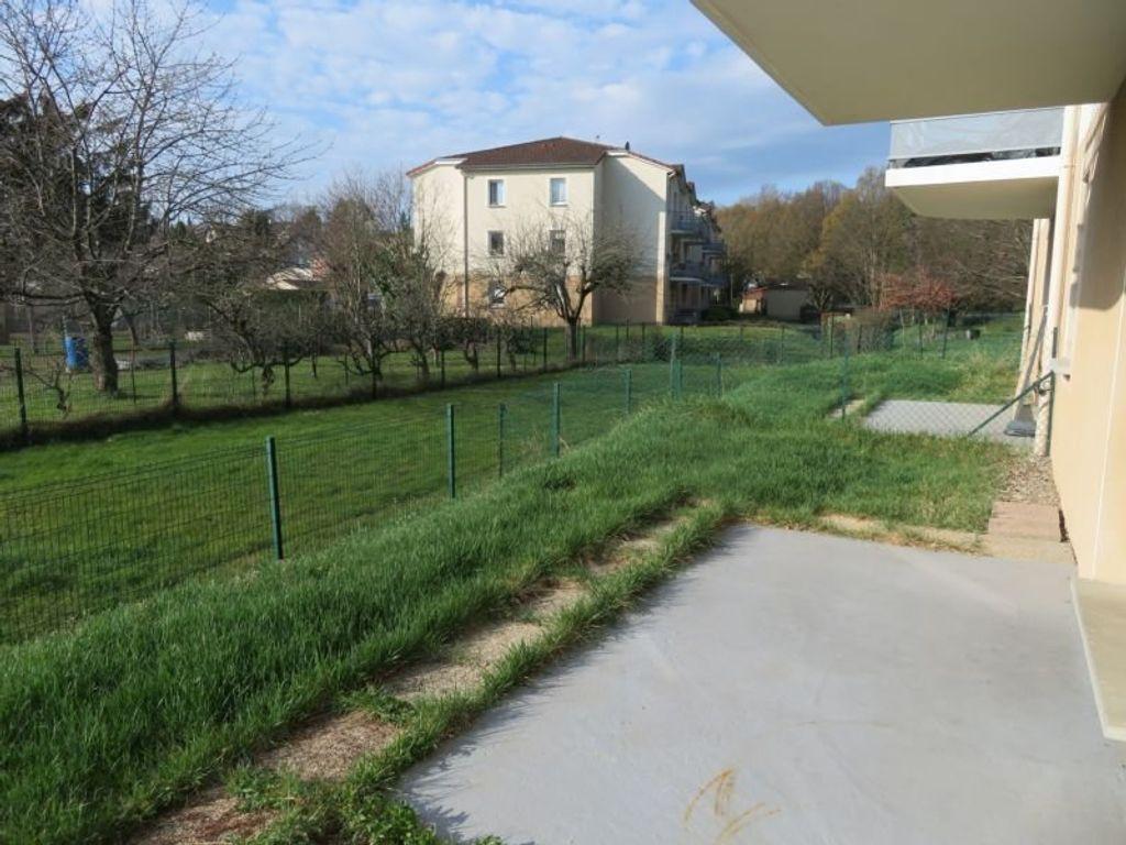 Achat appartement 3 pièce(s) Bellerive-sur-Allier