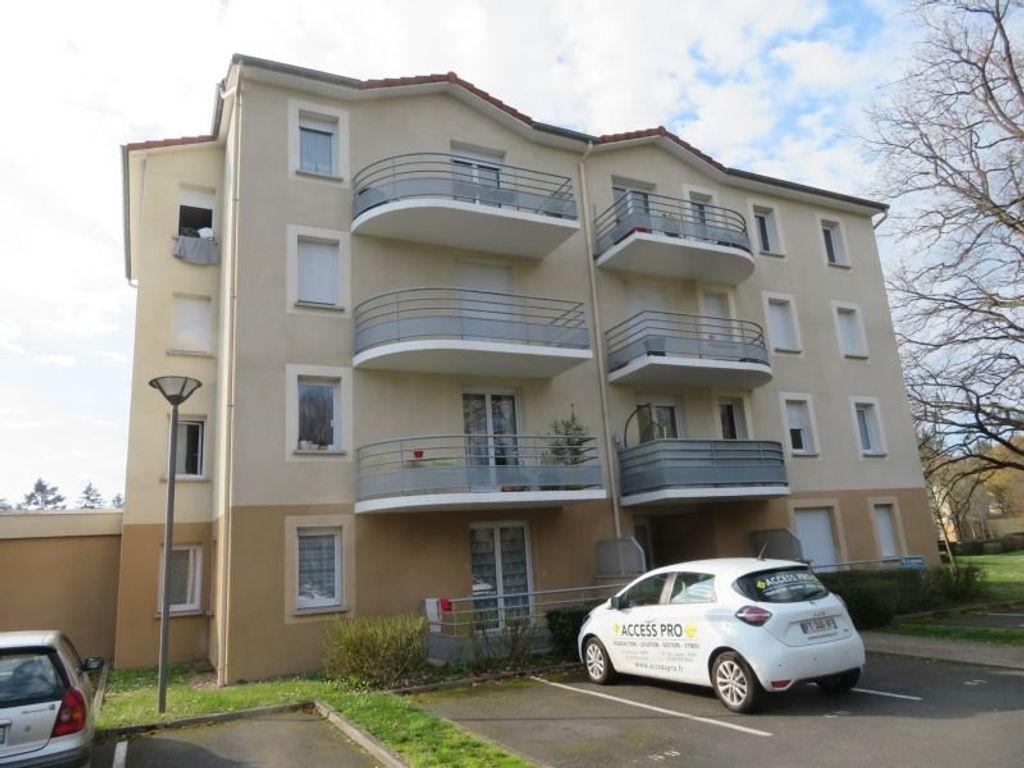 Achat appartement 3pièces 54m² - Bellerive-sur-Allier