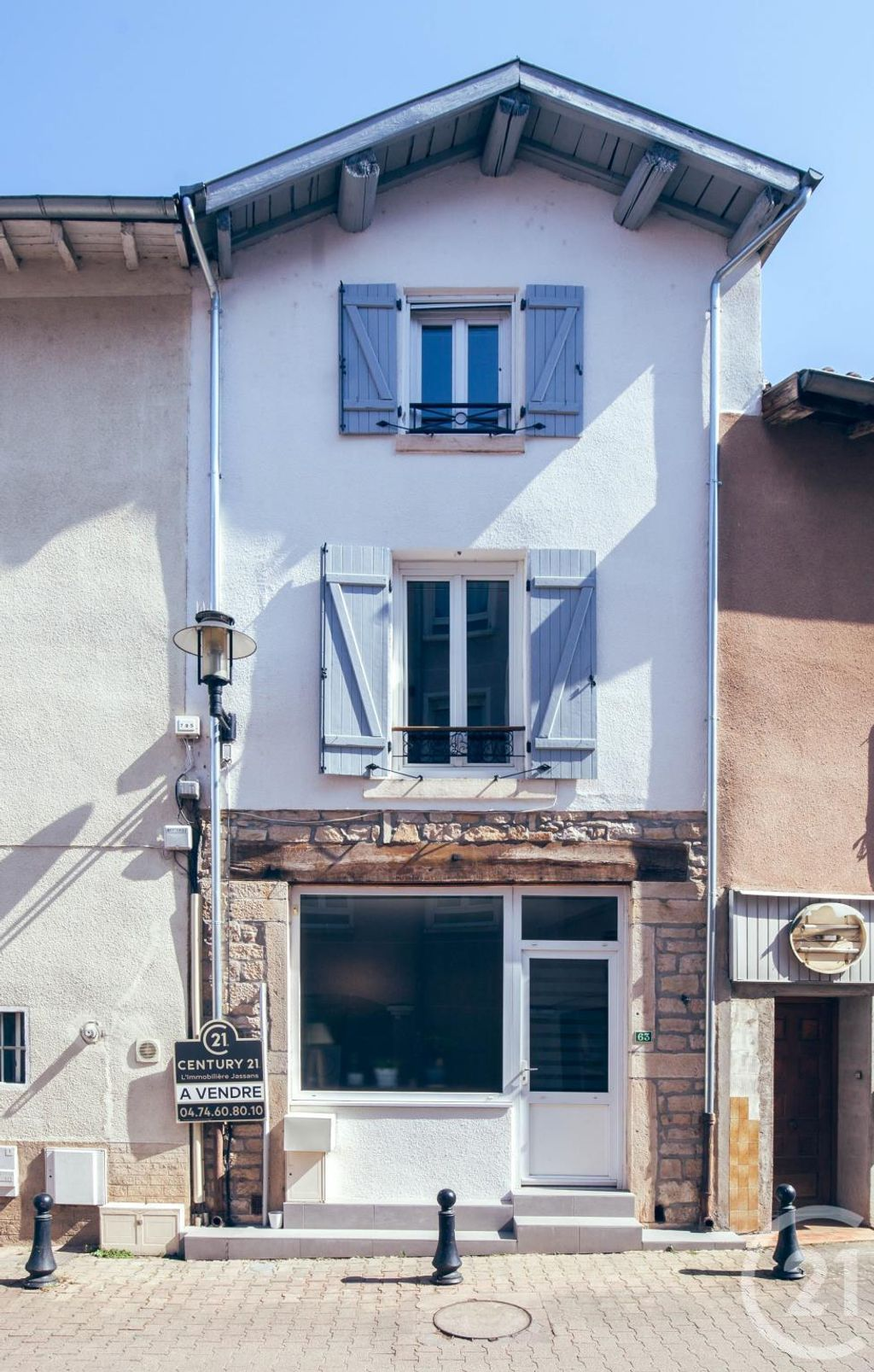 Achat maison 3chambres 115m² - Reyrieux