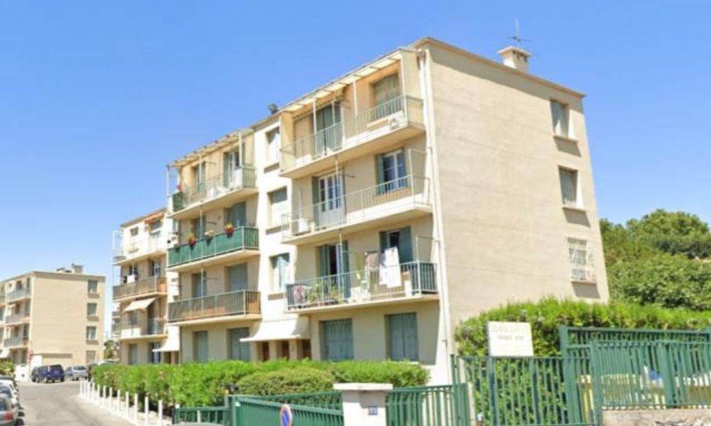 Achat appartement 3pièces 55m² - Marseille 14ème arrondissement