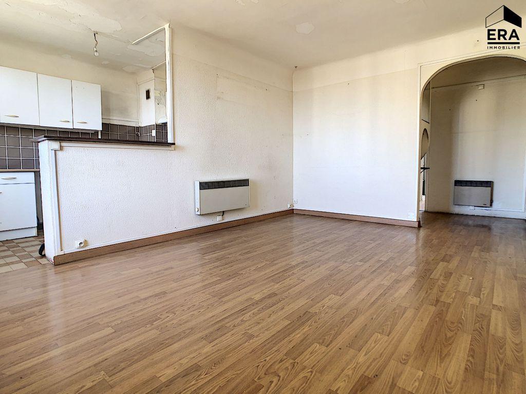 Achat appartement 3pièces 54m² - Marseille 14ème arrondissement