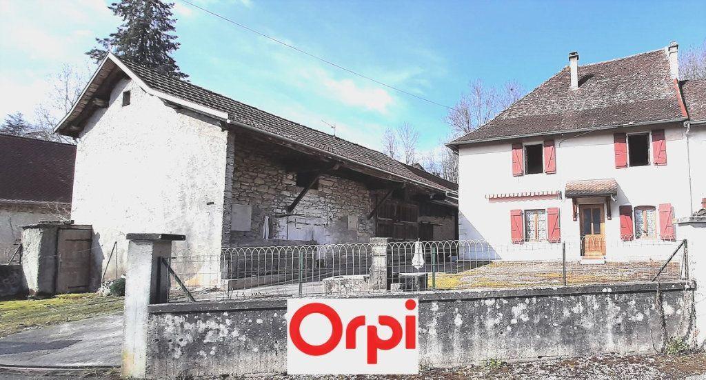 Achat maison 3chambres 133m² - Brégnier-Cordon