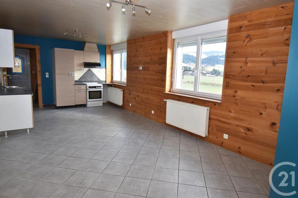 Achat appartement 2pièces 52m² - Morteau