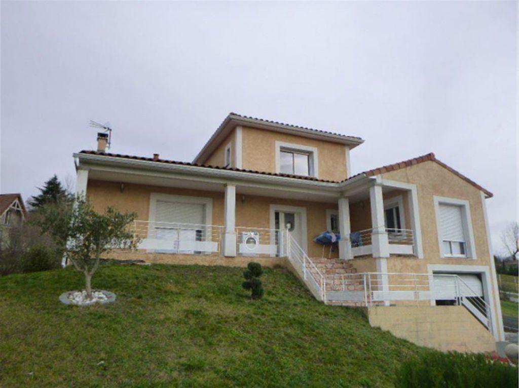 Achat maison 3chambres 175m² - Aurillac