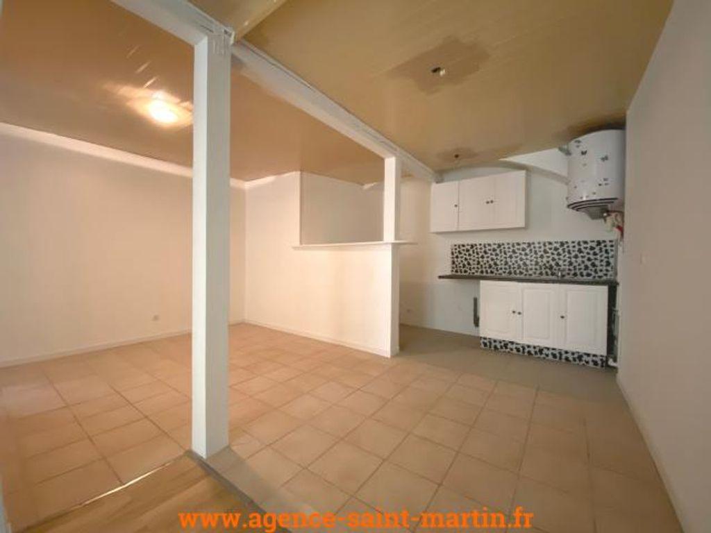 Achat appartement 2pièces 40m² - Sauzet