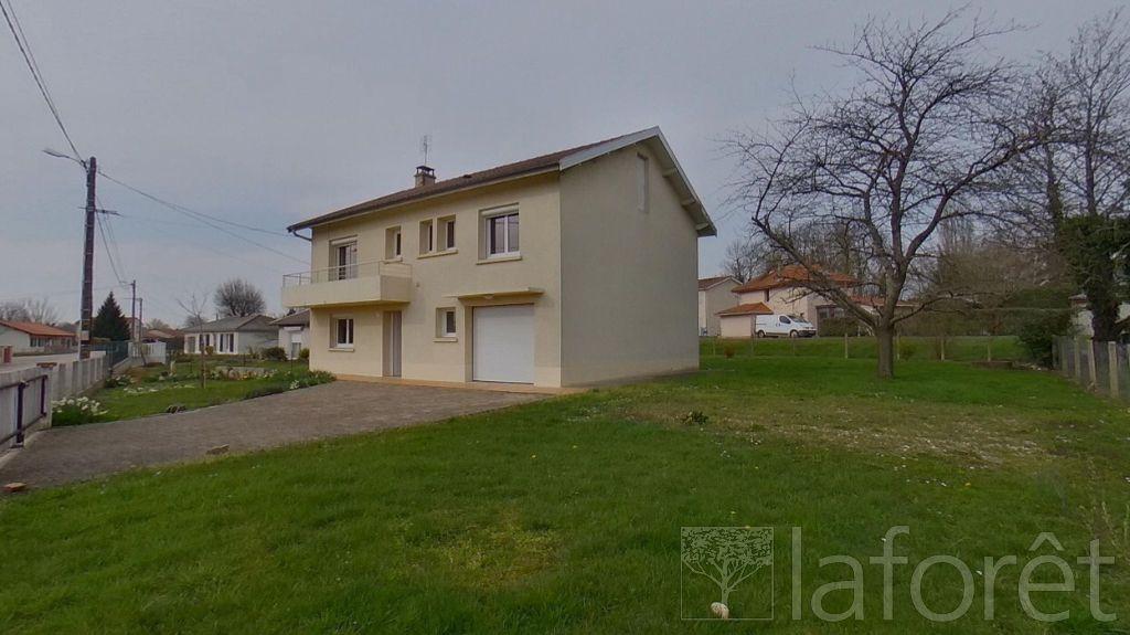 Achat maison 3chambres 116m² - Saint-Julien-sur-Reyssouze