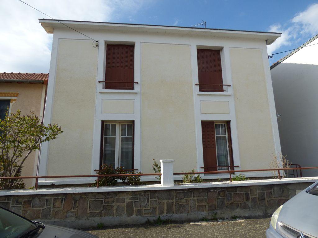 Achat maison 4chambres 128m² - Montluçon