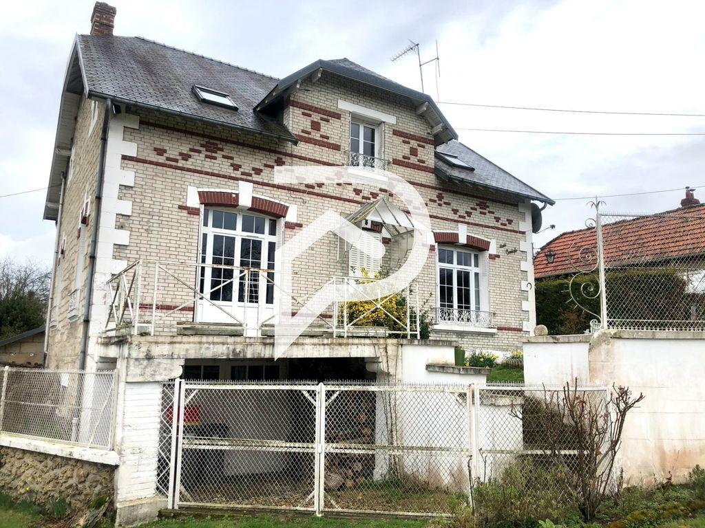 Achat maison 5chambres 153m² - Soissons