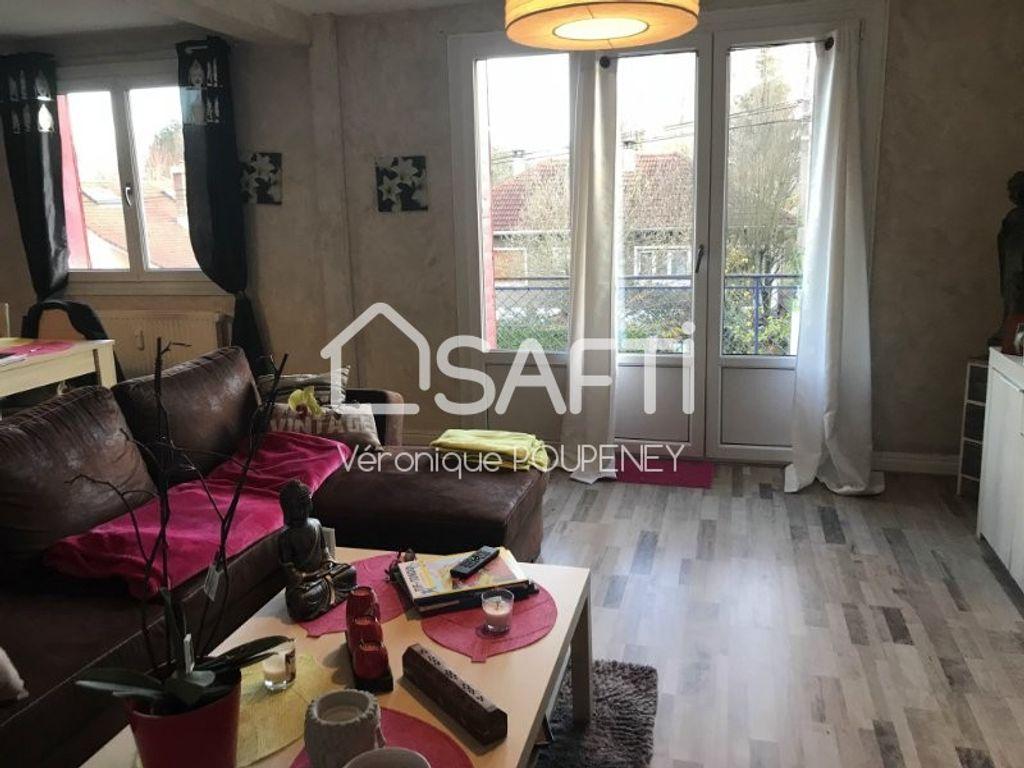 Achat appartement 3pièces 68m² - Montbéliard