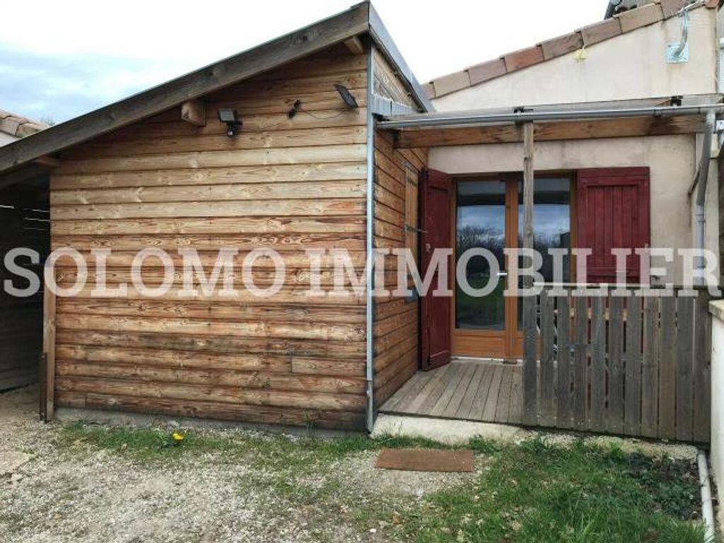 Achat maison 1chambre 35m² - Grane