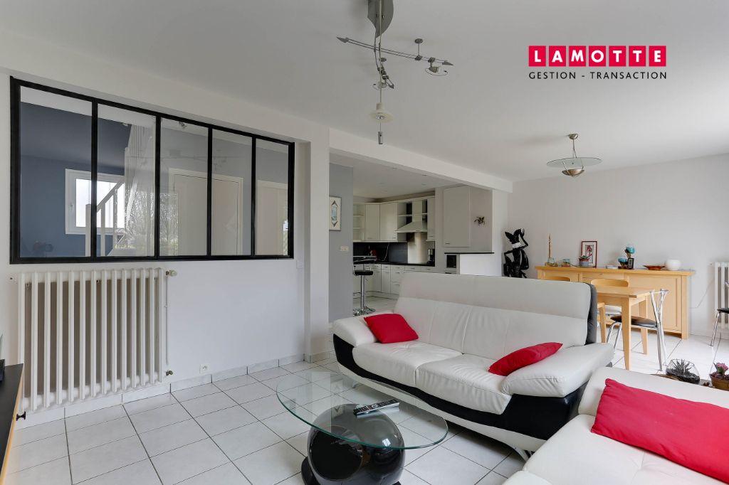 Achat maison 4chambres 114m² - Rennes