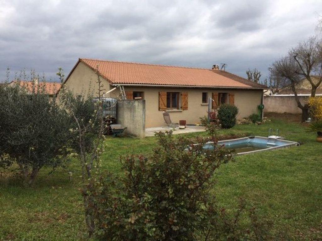 Achat maison 4chambres 100m² - Bourg-de-Péage
