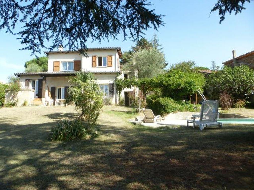 Achat maison 4chambres 163m² - Mours-Saint-Eusèbe