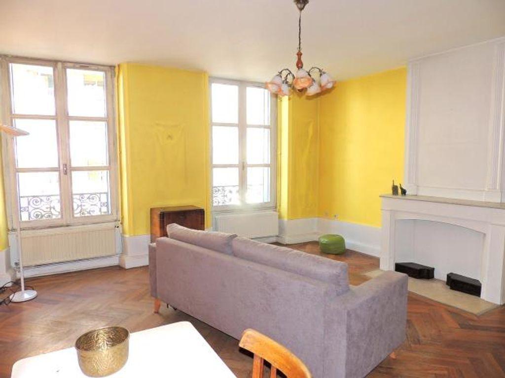 Achat appartement 3pièces 72m² - Bourg-de-Péage