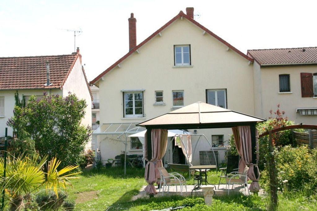 Achat maison 6chambres 160m² - Montluçon