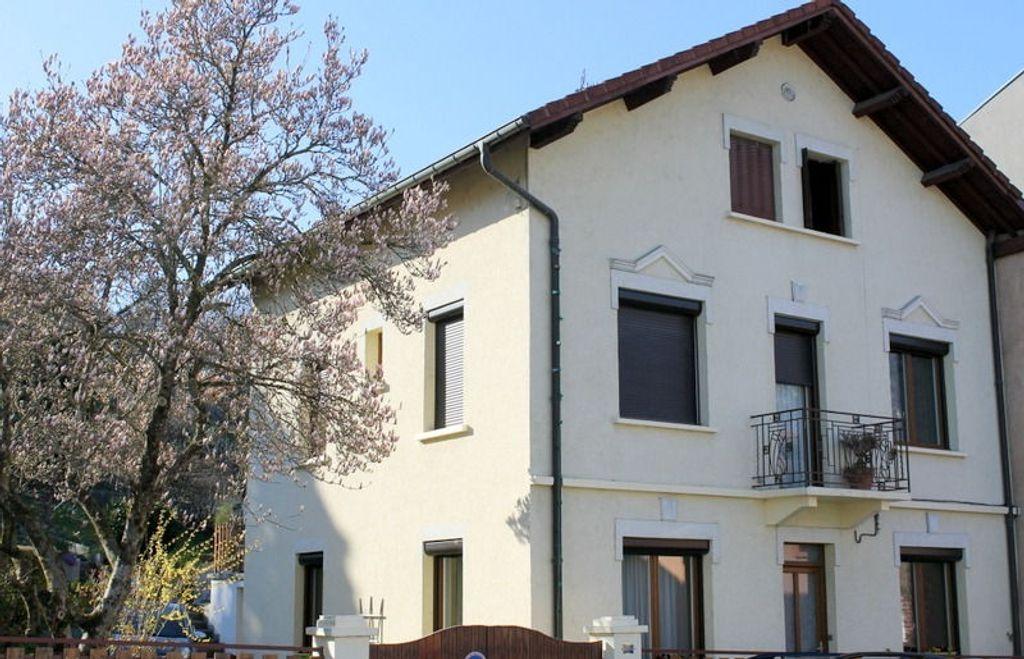 Achat maison 4chambres 170m² - Bellegarde-sur-Valserine