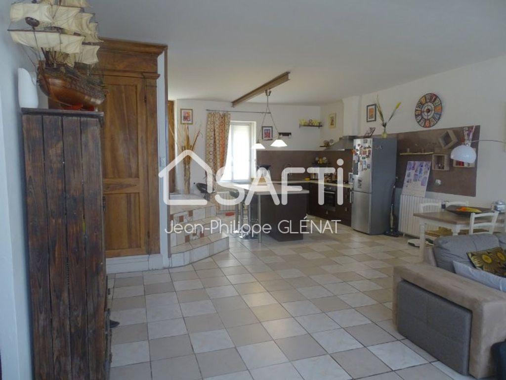 Achat maison 4chambres 160m² - Saint-Maurice-de-Rémens