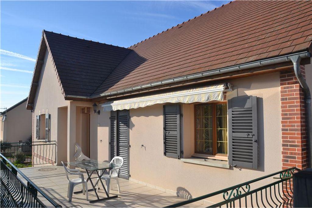 Achat maison 4chambres 178m² - Auxerre